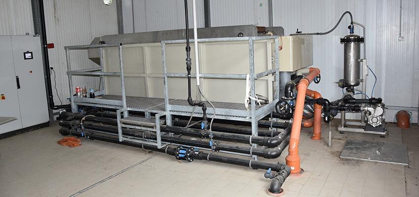 otpadne vode mesna industrija